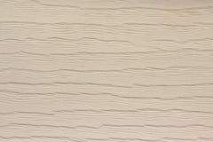 Gewellte Linien in elfenbeinfarbenem Lizenzfreies Stockbild