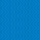 Gewelltes Profil Blaues neutrales nahtloses Muster für modernes Design herein Stockbild