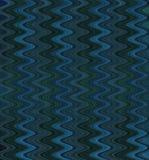 Gewelltes Streifenmuster in den dunklen Farben Lizenzfreie Stockfotografie