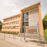 Gewerkschaftshaus Rosenheim Stock Images