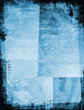 Geweven Achtergrond Grunge Royalty-vrije Stock Afbeelding