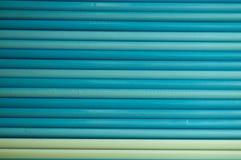 geweven achtergrond met parallelle blauwe lijnen Royalty-vrije Stock Afbeeldingen
