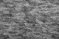 Geweven achtergrond van de heide de grijze gebreide stof stock afbeeldingen