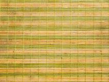 Geweven bamboepatroon royalty-vrije stock afbeelding