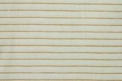 Geweven canvas met natuurlijke patronen Stock Foto