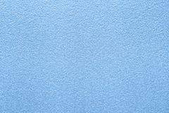Geweven document achtergrond met blauwe zilveren oppervlaktegevolgen Stock Foto