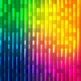 geweven en kleuren! Stock Afbeelding