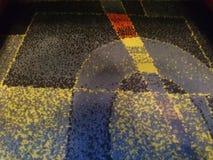geweven en kleuren! Stock Afbeeldingen