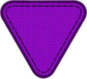 Geweven flard vector illustratie