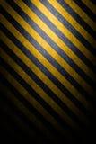Geweven gevaarachtergrond Stock Foto