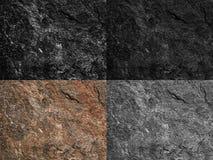 Geweven granietachtergronden Stock Afbeelding