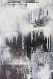 Geweven grunge geschilderde achtergrond Royalty-vrije Stock Afbeeldingen