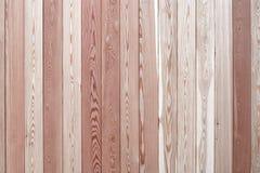 Geweven houten raad met mooie jaarringenpatronen royalty-vrije stock foto