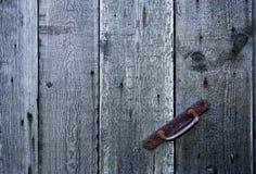 geweven kleur van het achtergrond de houten schaduw in openlucht grijze metaal Stock Foto
