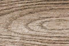 Geweven oppervlakte van oude eiken raad stock afbeelding