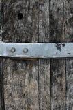 Geweven organische houten oppervlakteachtergrond Stock Fotografie