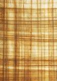 Geweven papyrusblad Stock Afbeelding