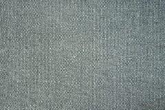Geweven stoffenachtergrond Structuur van grijze stof shaving Creatieve uitstekende achtergrond royalty-vrije stock foto