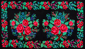 Geweven tapijt royalty-vrije stock foto's