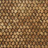 Geweven textuur voor patroon en achtergrond Stock Afbeelding