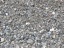 Geweven van bleke verpletterde steen Stock Afbeelding