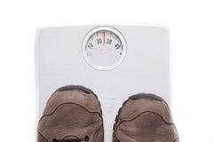 Gewicht Stock Foto