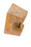 Gewicht des Eisens 14lb lizenzfreie stockbilder