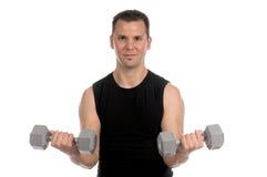 Gewicht-Heber Lizenzfreies Stockfoto