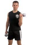 Gewicht-Heber Lizenzfreies Stockbild