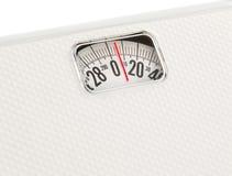 Gewicht-Maschine Lizenzfreie Stockfotografie