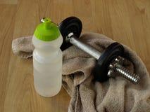 Gewicht-Training Lizenzfreie Stockfotos