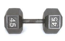 Gewicht twee Stock Foto's
