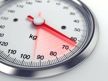Gewicht-Verlust Lizenzfreie Stockfotos