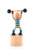 Gewichtanheben Stockfotografie