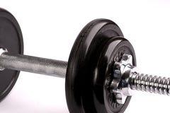 Gewichte lizenzfreies stockbild