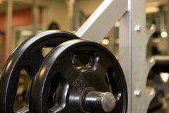 Gewichte stockfotografie