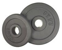Gewichten Stock Fotografie
