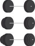 Gewichten Stock Afbeelding
