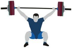 Gewichthebensport Stockbilder