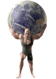 Gewichtheber Lizenzfreie Stockbilder