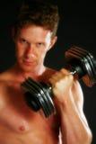 Gewichtheffen stock fotografie