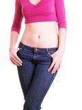 gewichts verlies Stock Foto