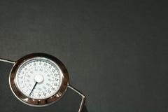 Gewichtskontrolle Lizenzfreies Stockfoto