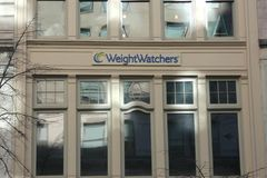 Gewichtsobservateurs Stock Foto's