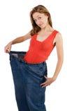 Gewichtsverlust stockfotos