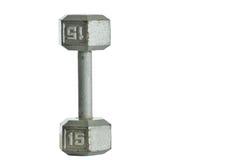 Gewichttraining Barbell lizenzfreies stockbild