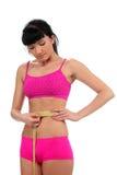 Gewichtverlust Stockfotografie