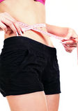 Gewichtverlust Stockfotos