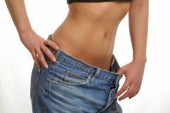 Gewichtverlust Lizenzfreie Stockfotografie