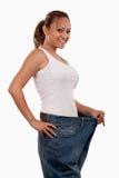 Gewichtverlust Lizenzfreie Stockbilder
